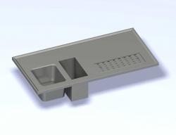 Deska 180x80 2L